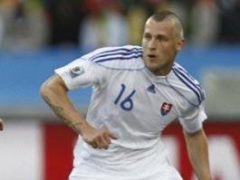Футболиста сборной Словакии забыли на стадионе