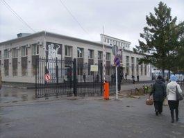 Ижевский автовокзал оградили забором