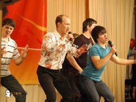 В Ижевске пройдет полуфинал Студенческой лиги КВН