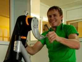 Ижевчанин Иван Черезов, получивший травму, сможет встать на лыжи через 10 недель