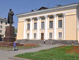 Книги Национальной библиотеки Удмуртии будут храниться в другом здании