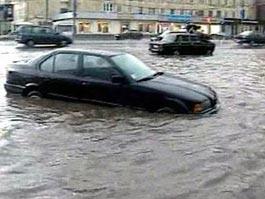 Московские синоптики: таких дождей в октябре не было 8 лет
