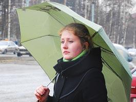 В выходные в Ижевске обещают первый снег и резкое похолодание
