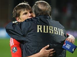 Россия разгромила сборную Андорры со счетом 6:0