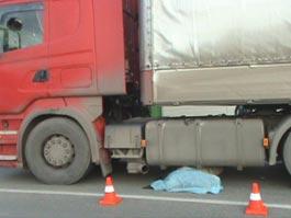 Новые подробности ДТП с «фурой» в Ижевске: водитель клялся, что не видел пешехода