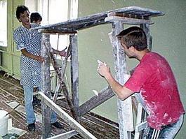 Из-за ремонта в больницах Ижевска не принимают пациентов