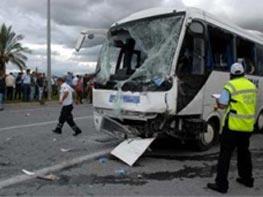 В Турции попал в ДТП автобус с россиянами
