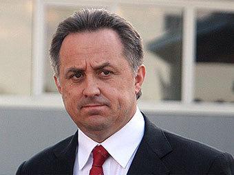 В Ижевск прилетел с рабочим визитом министр спорта Виталий Мутко