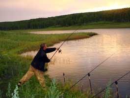 рыбалка на высоковольтке