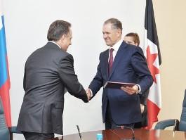 Министр спорта РФ Виталий Мутко пообещал деньги  на строительство «Крытого льда» в Ижевске