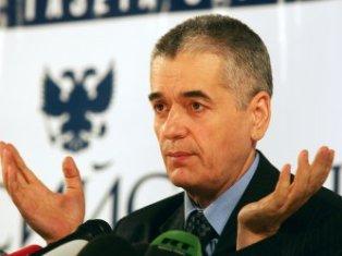 Геннадий Онищенко недоволен качеством коньяка из Приднестровья