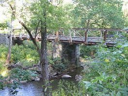 В США украли и сдали на металлолом мост