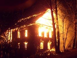 Пожар в Красноярском крае: в огне погибли 5 детей и 4 взрослых