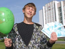 Жители Удмуртии в среднем в месяц получают около 15,6 тысяч рублей