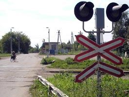 В Ижевске закрывают на ремонт железнодорожный переезд