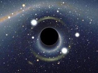 Российские ученые заявили, что в черных дырах прячутся инопланетяне