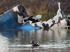 Эксперты подтвердили, что пилот Як-42 нажимал на тормоз