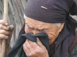 В Ижевске грабители украли пенсию у упавшей в обморок старушки
