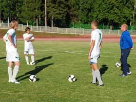 В Ижевске пройдет большой футбольный турнир
