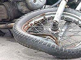 ДТП на дороге Ижевск - Можга: погиб мотоциклист