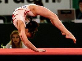 Гимнастки из Ижевска заняли 3 место на Всероссийских соревнованиях