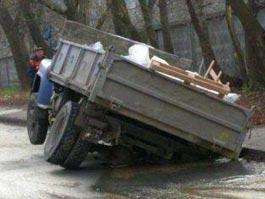 За некачественные дороги будут отвечать лично чиновники