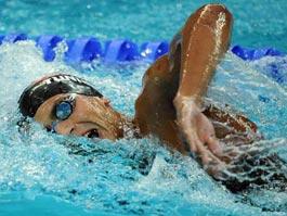 На Кубке мира российские пловцы завоевали три золотых медали