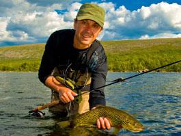 В России бесплатно ловить рыбу смогут пенсионеры и инвалиды