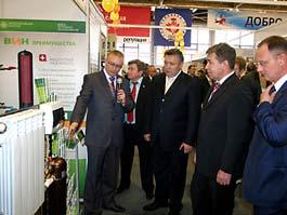 В Ижевске открылась выставка современных энергосберегающих технологий