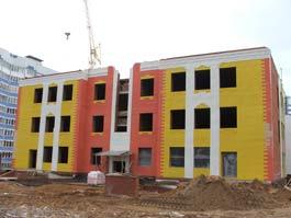 В Ижевске ежегодно будут открывать два новых детских сада