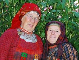 «Бурановские бабушки» побывали на вечеринке MTV и приняли участие в съемках «Голубого огонька»