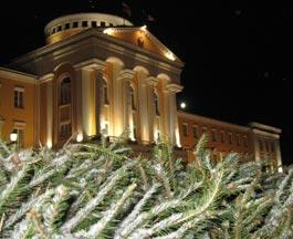 В выходные в Ижевске будет идти снег