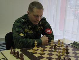 Ижевчанин отпросился из армии, чтобы сыграть в шахматы