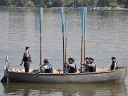 С 1 ноября в Удмуртии запрещено кататься на лодках