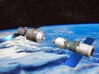 Китай успешно запустил первый корабль в космос
