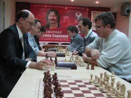 В Ижевске бизнесмены сели за шахматные доски