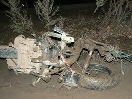 Смертельное столкновение скутера и внедорожника в Ижевске: пассажирка скончалась в больнице