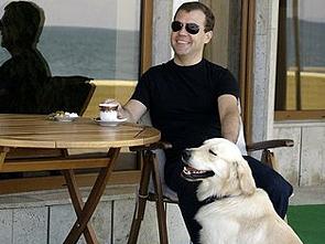 Медведев рассказал, чем занимается в свободное время