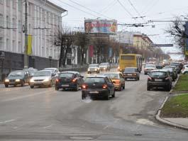 Новых знаков и эвакуаторов в центре Ижевска 1 ноября не замечено