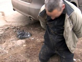 В Ижевске у бывшего зека изъяли 1,7 кг героина
