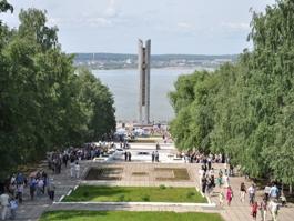 Деньги за победу в конкурсе «Самый благоустроенный город» Ижевск потратит на освещение улиц