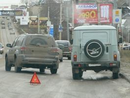 В Ижевск пришла зима: советы как вести себя при первом гололеде