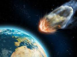 К Земле приближается огромный астероид-авианосец