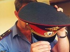 Пенис у милиционера