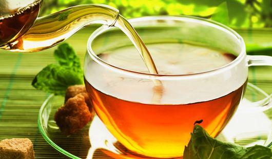 Черный чай помогает сохранять остроту ума