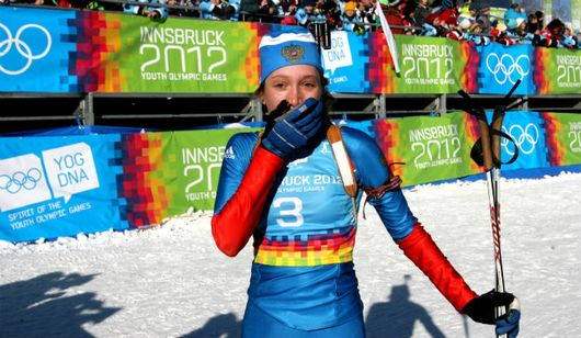 Ульяна Кайшева примет участие в чемпионате Европы по биатлону
