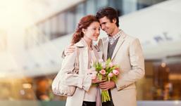 В День святого Валентина оставайтесь на связи с любимыми