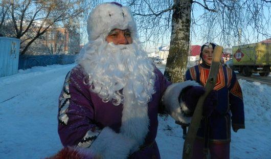 Удмуртский Дед Мороз завел свой сайт
