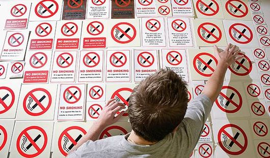 Госдума разработает штрафы для курильщиков