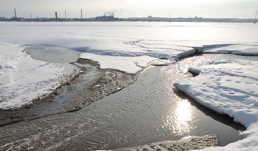 Паводок в Ижевске: на «Болоте» начнут откачивать воду, а на Сарапульском тракте построят новую снегосвалку